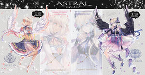 [Closed] Astral God N18 and N19 - Auction