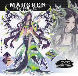 [Closed] Marchen Ayrlet 23 - Auction by Katzyrine