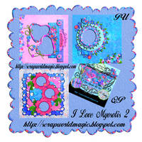 I Love Myosotis 2  QuickPage png Free