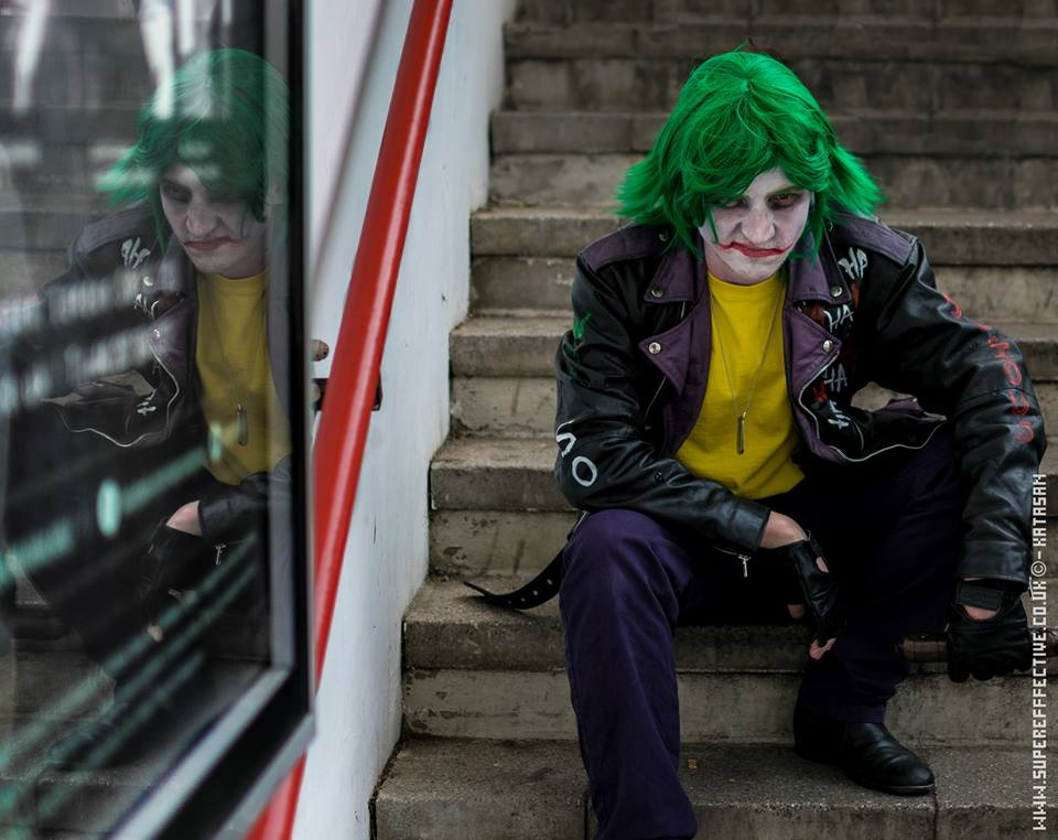 Joker(Biker variant) by nanahara7