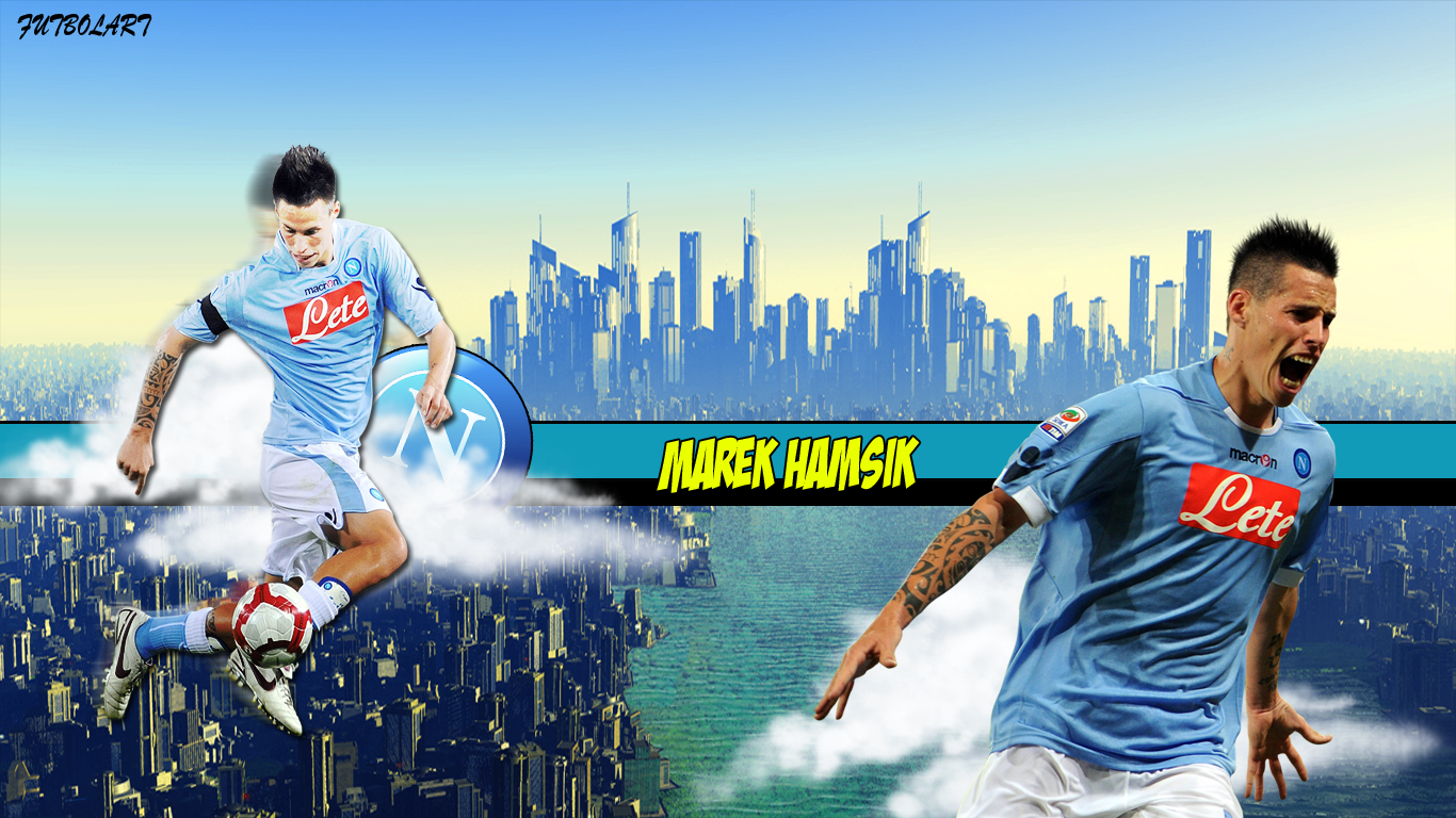 Marek Hamsik Wallpaper by FutbolArtz on DeviantArt