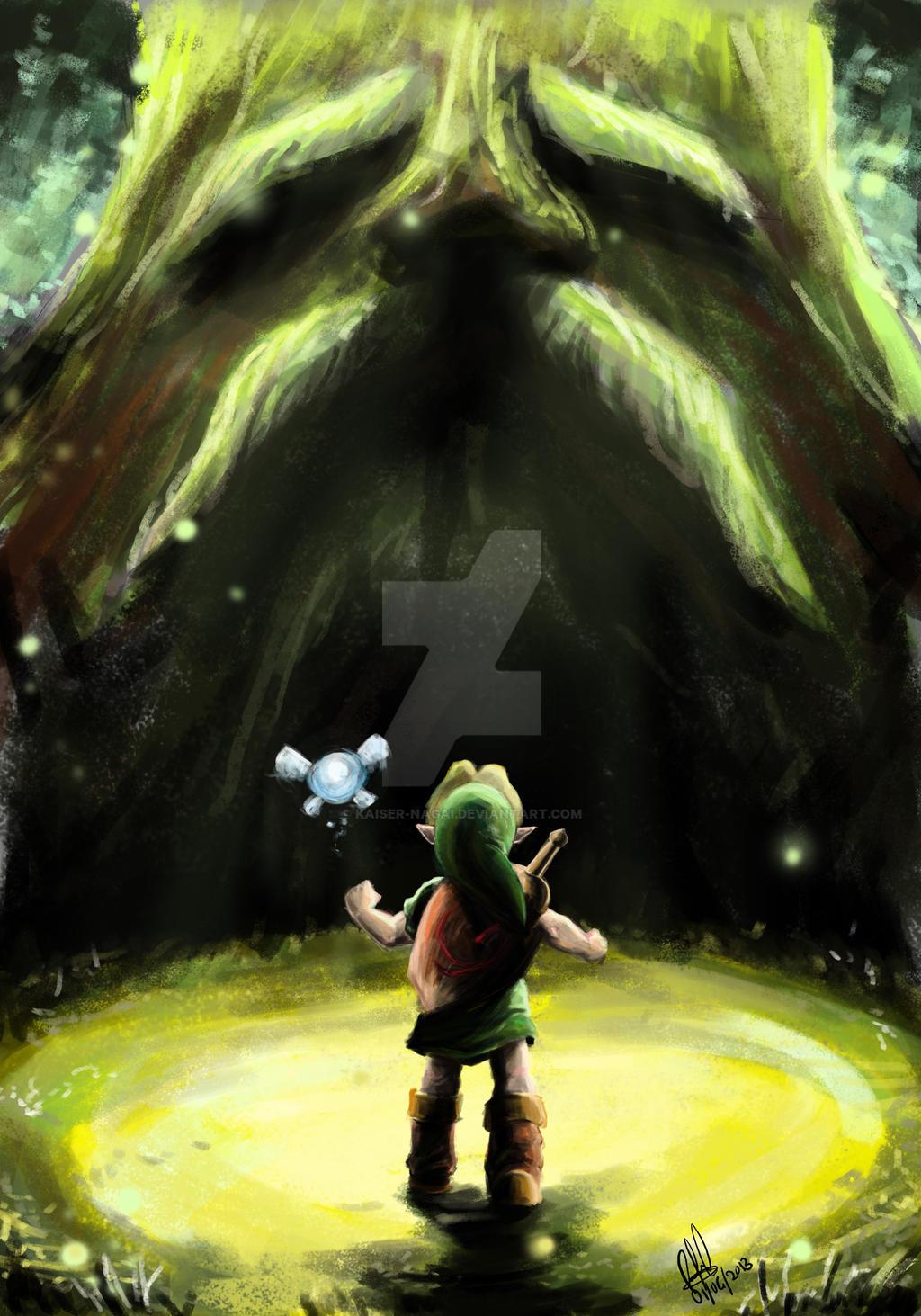 The legend begins! by kaiser-nagai