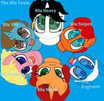 Blu Team Rocks!!!! by LovestruckDart