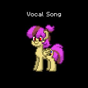 Vocal Song by LovestruckDart