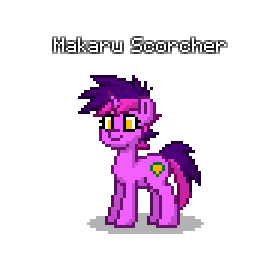 Makaru Scorcher by LovestruckDart