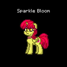 Sparkle Bloom by LovestruckDart