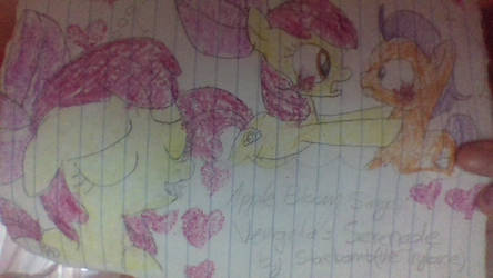 Apple Bloom Sings Vengeta's Serenade by LovestruckDart