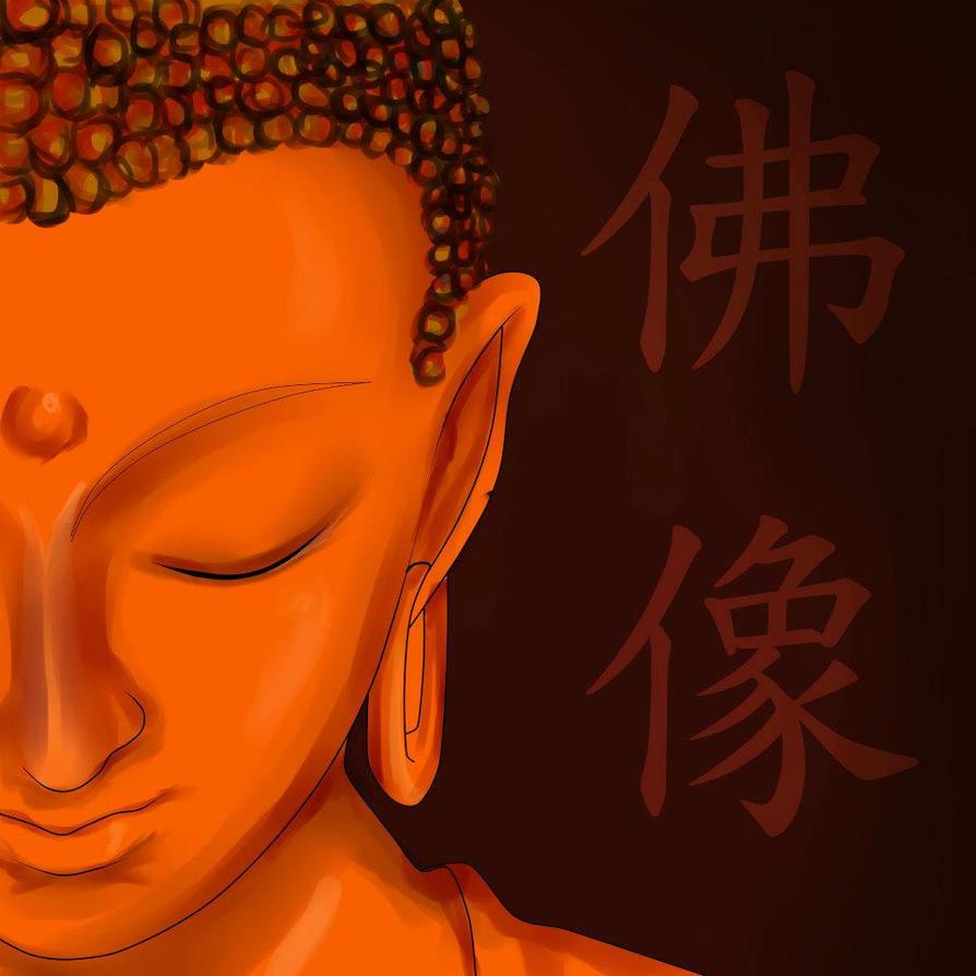 Siddharta Gautama by Ihsnet on deviantART