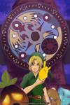 Zelda Majora Mask C by Ihsnet