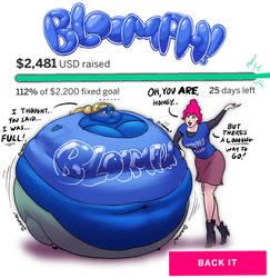BLOOMPH! Gets Bigger by beltpop