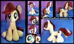 Life Size 100 cm 39 inch Galacon Mascot Canni Soda by RainbowSnowHeart