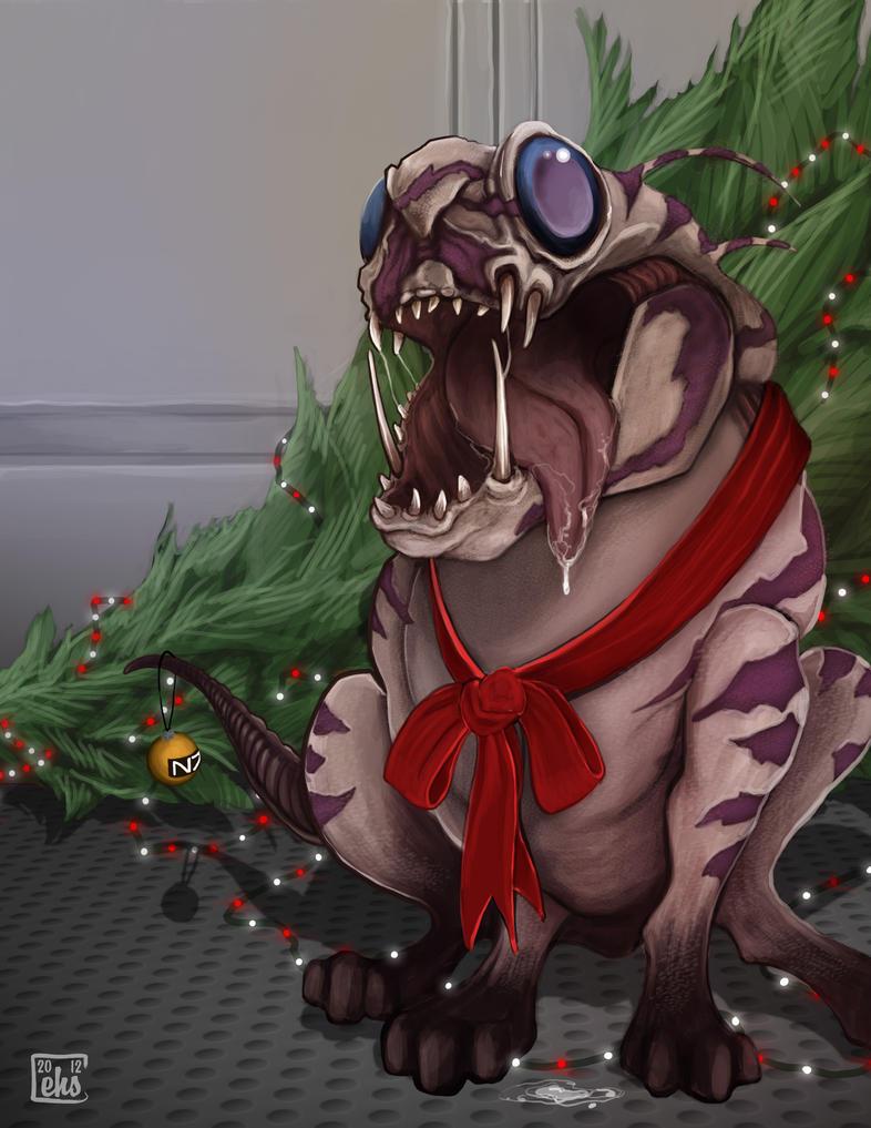 Urz's Christmas by LemonSherman