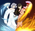 A Dance of Ice and Fire: Yumi and Yukiko