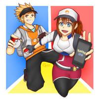 Pokemon GO! by ipokegear