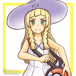 Get in the Bag, Nebby!