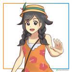Pokemon Ultra Sun/Moon Heroine