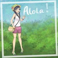 Alola Card - Pokemon Trainer: Karya by ipokegear