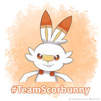#TeamScorbunny by ipokegear