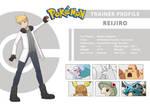 Trainer Profile - Reijiro by ipokegear