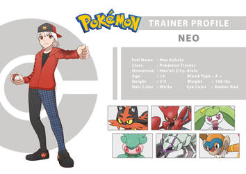 Trainer Profile - Neo v2 by ipokegear