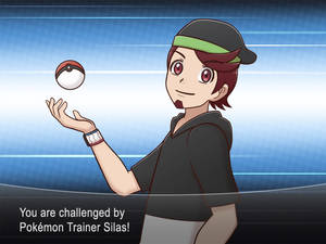 (VS) Pokemon Trainer Silas