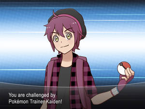 (VS) Pokemon Trainer Kaiden