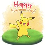 Happy Pokemon Day 2020!