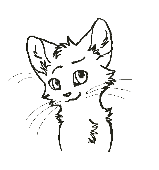 Female Warrior Cat Bases