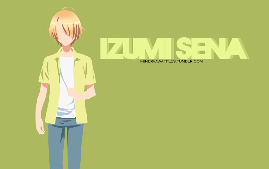 Izumi Sena - Love Stage by DeiSanchez