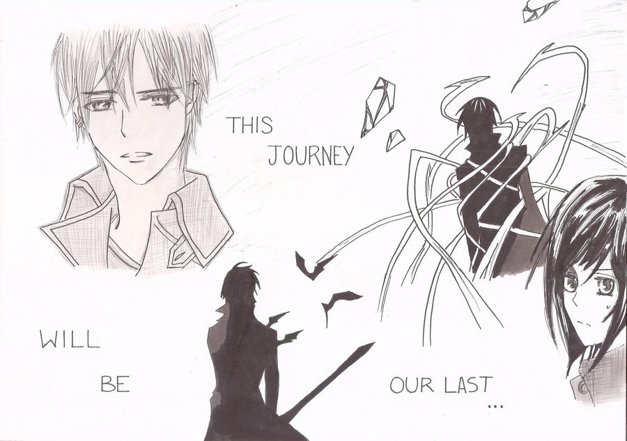 This journey will be our last by beccalendsahand