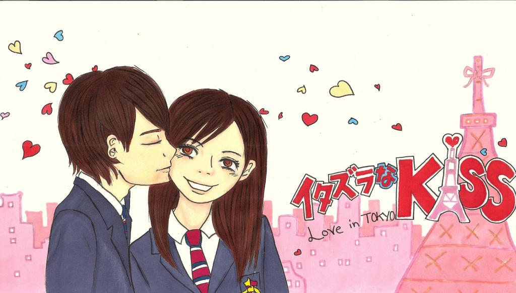 Love in Tokyo by missanimestranger