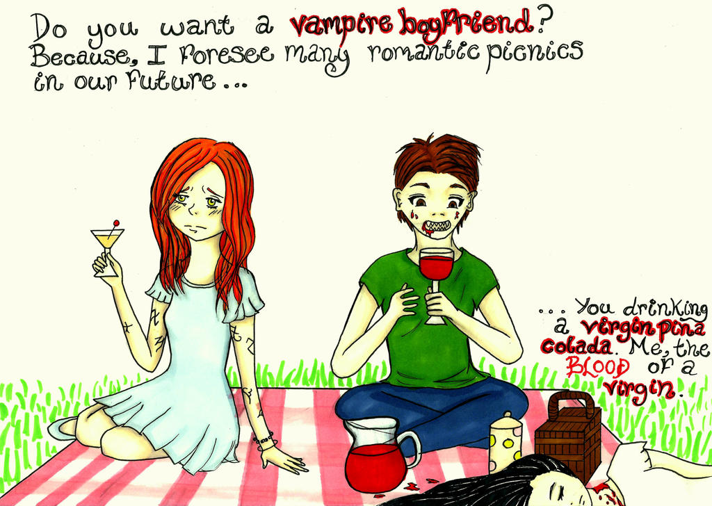 City of Ashes:Just your average romantic picnic... by missanimestranger