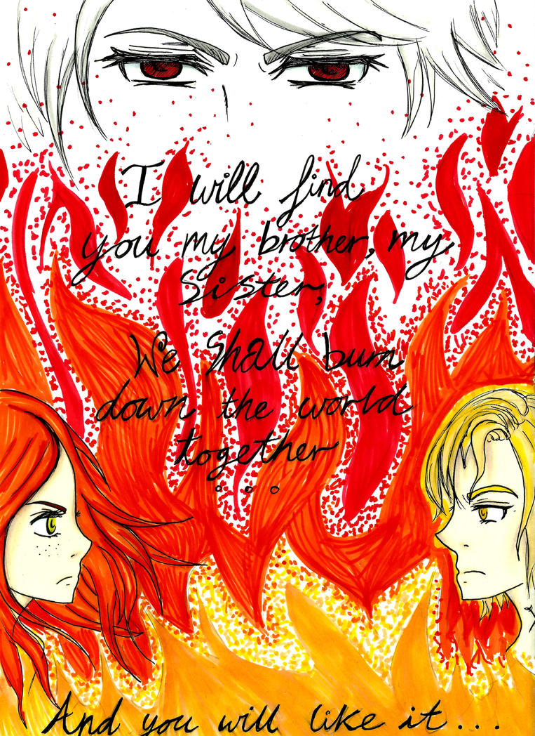 Till the City of Heavenly Fire My Friends(SPOILER) by missanimestranger