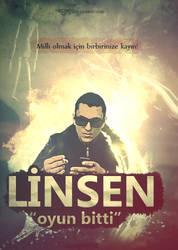 Linsen Oyun Bitti by rdesignofficial
