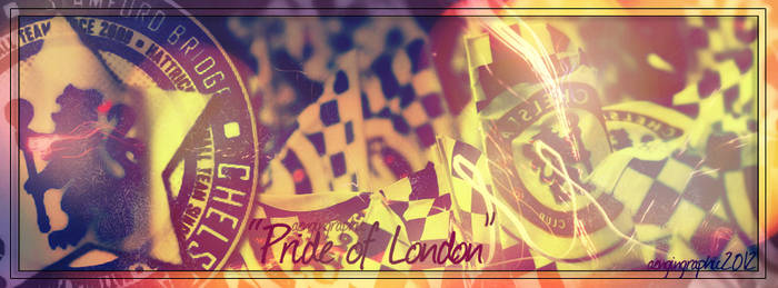 Chelsea Pride Of London by rdesignofficial