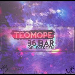 Teomope 36 BAR(GELECEKTEN) COVER by rdesignofficial