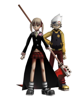 Soul Eater:BR: Maka and Soul