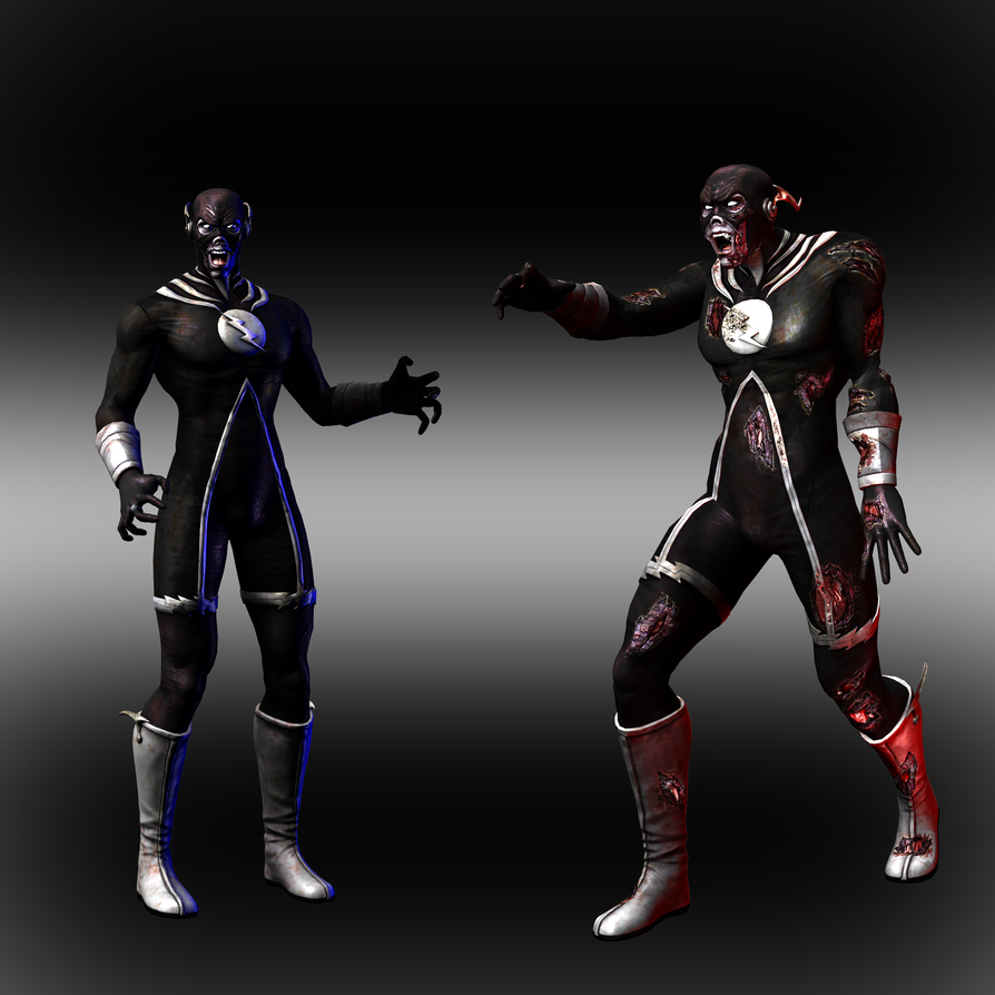 earth 2 flash injustice - photo #26