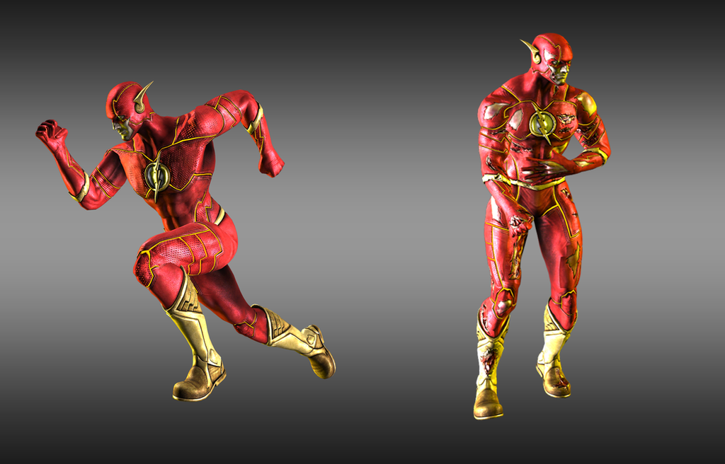 Injustice Flash New 52 | www.pixshark.com - Images ...