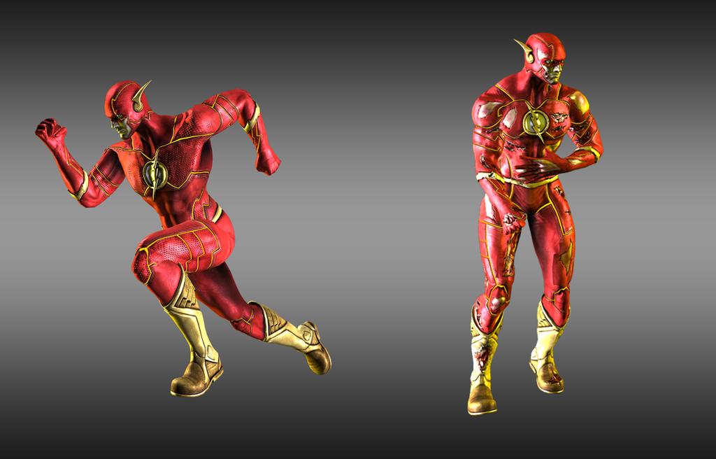 Injustice: Gods Among Us: Flash New 52 by iK1L73r on ... New 52 Joker Injustice