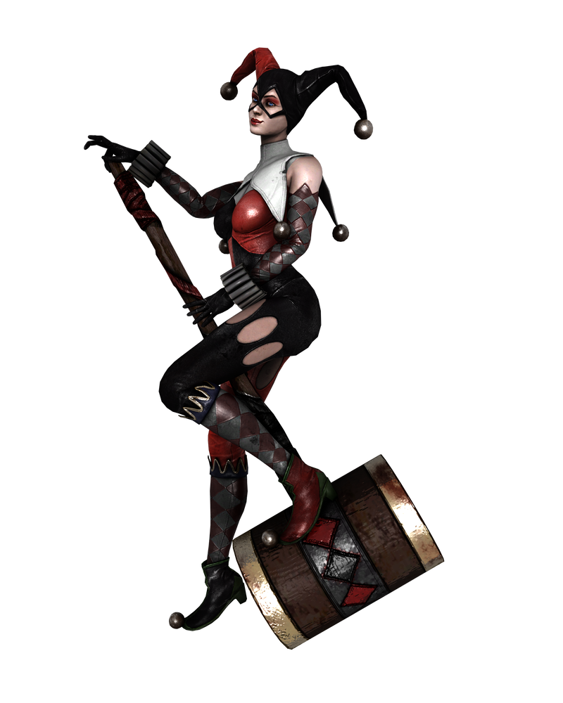 Ame Comi Harley Quinn by iK1L73r