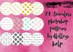 24 Photoshop Patterns
