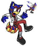Falco lemurhusky