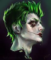 Role Change Challenge: Joker by GsTishi