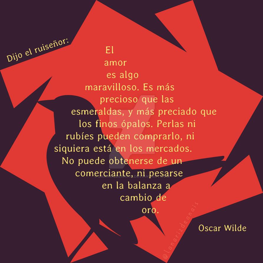 Dijo el ruisenior by LaNarizDeAnais