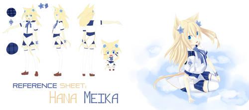 Hana Meika by moeroknight