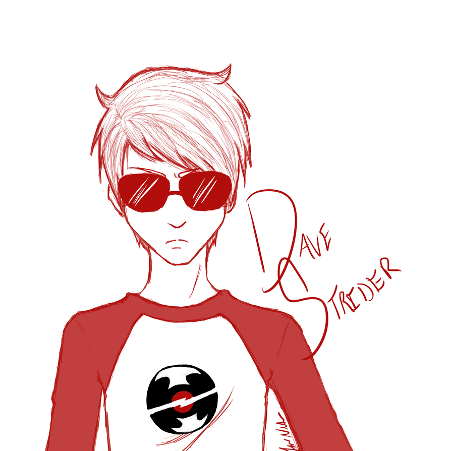 dave strider how tall