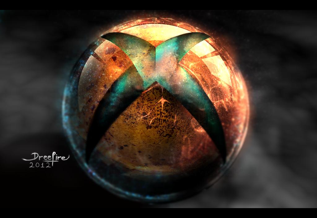 Xbox 720 Logo Blured Version by Dreefire on DeviantArt