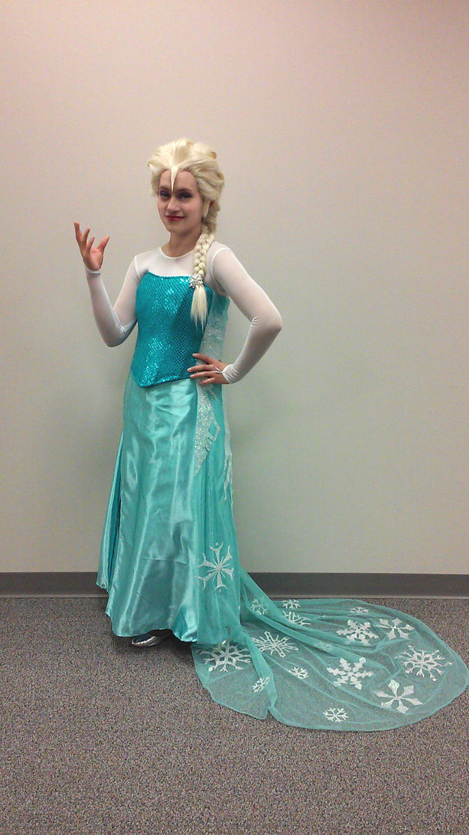 Elsa by Celeste707