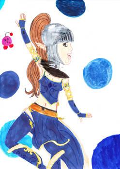 Danse guerriere